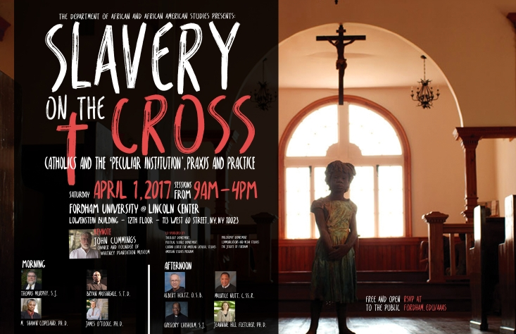 April 1st Symposium flyer_Slavery on the Cross