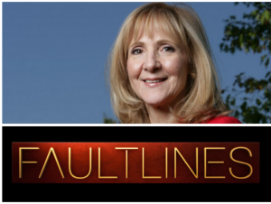 Dr. Celia B. Fisher, psychologist and ethics expert appeared on the Al Jazeera America program Fault Lines. Photo by Bud Glick.