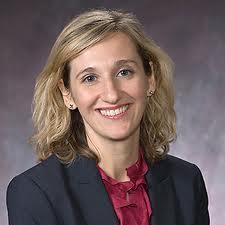 Dr. Thespina (Nina) Yaminis, American University