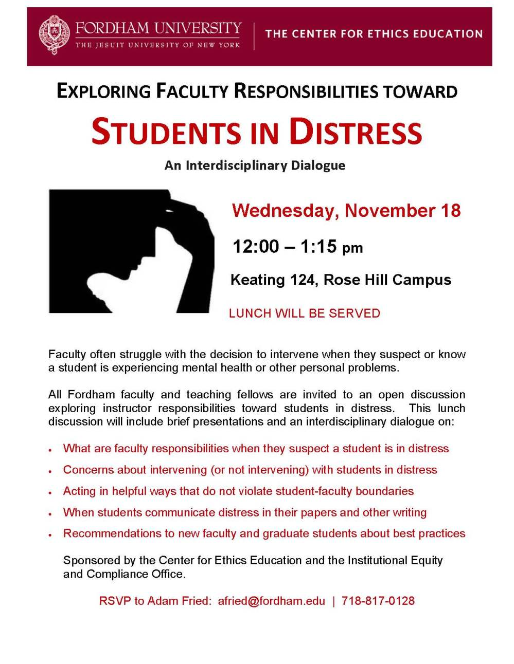 Faculty Responsibilites Students in Distress-1